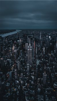Empire State Building  iPhone 6(s)~8(s) wallpaper