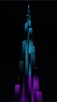Burj Khalifa  Dubai  UAE iPhone 6(s)~8(s) wallpaper