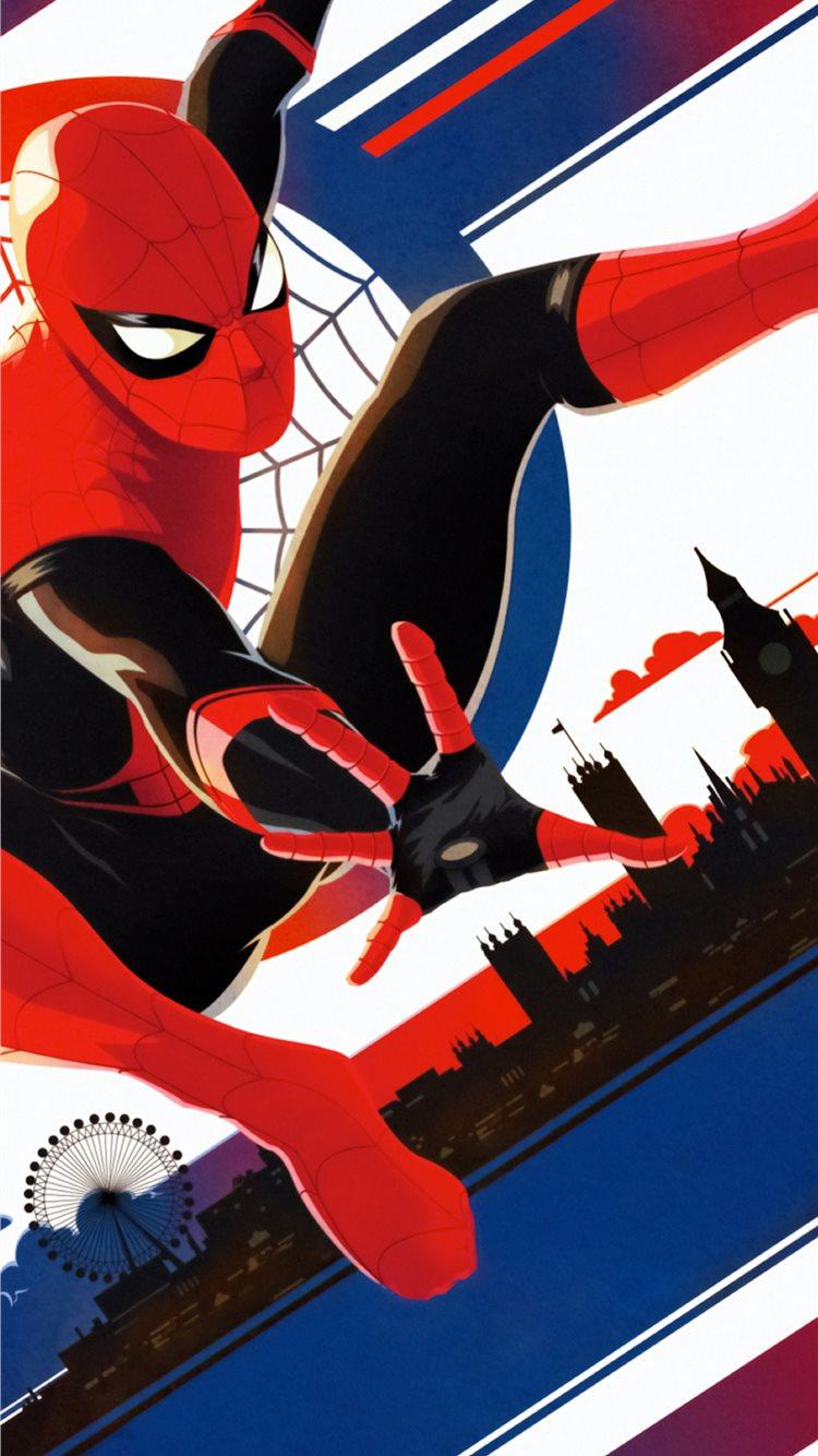 Best Spiderman iPhone 8 HD Wallpapers ...