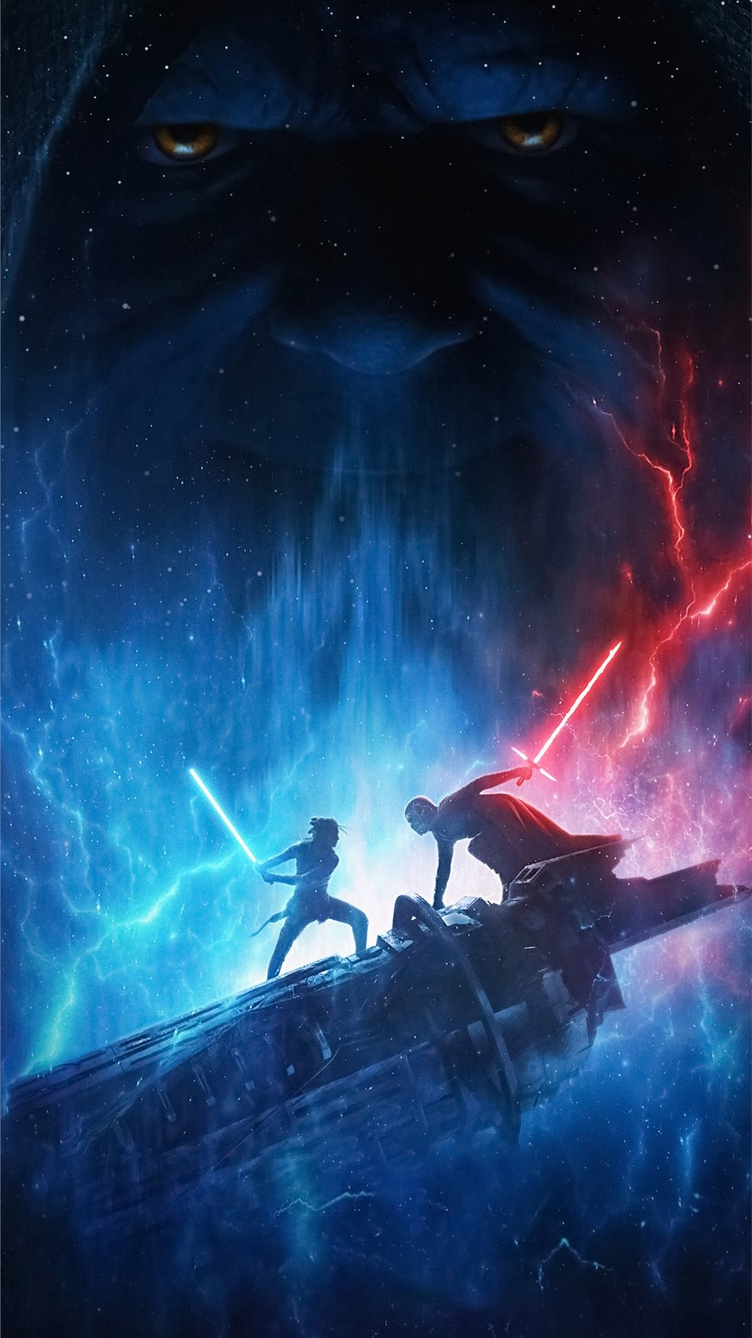 star wars the rise of skywalker 21 21k iPhone 21 Wallpapers Free ...