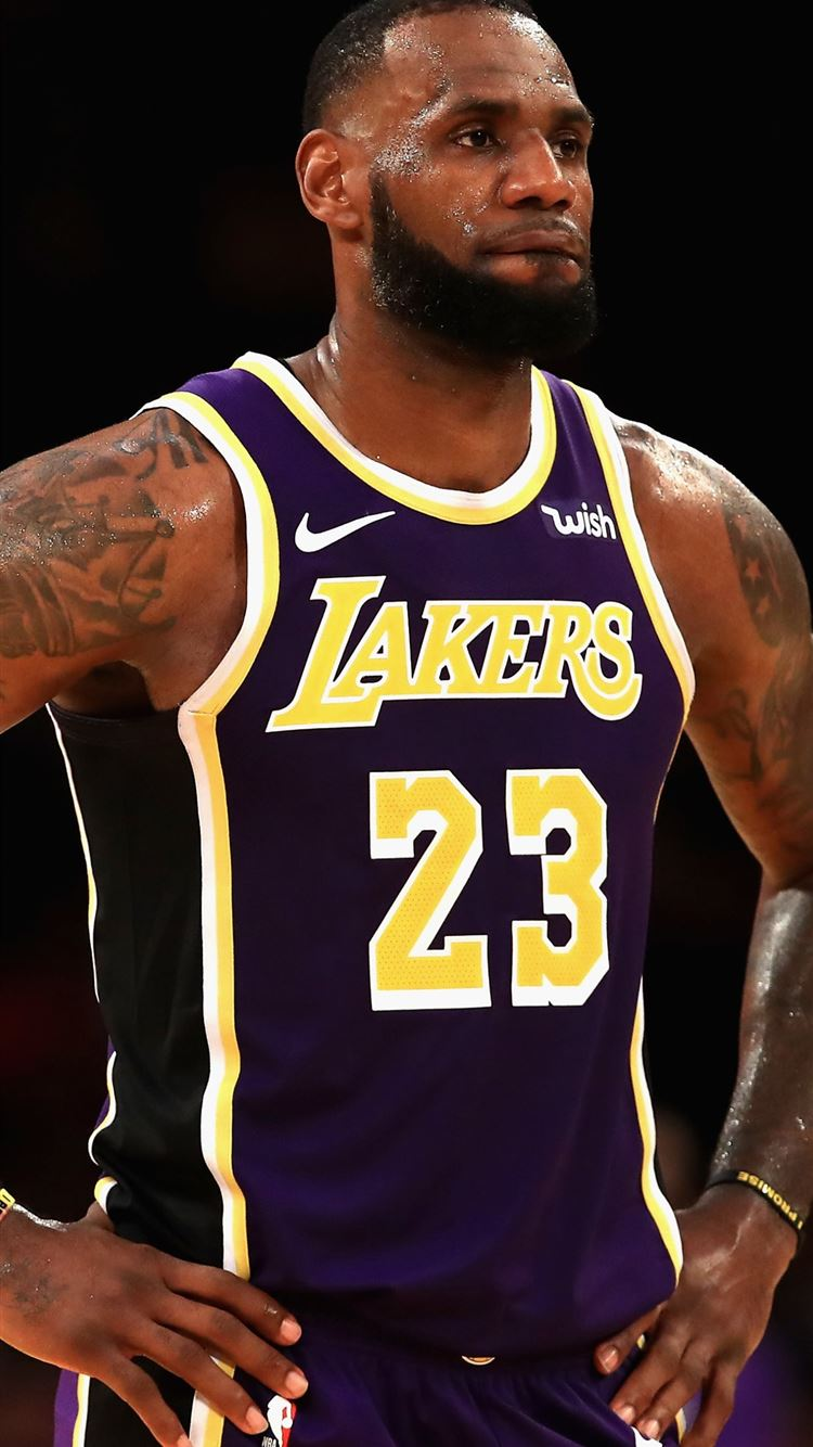 Sports LeBron James ID 829561 Mobile Abyss iPhone 8 wallpaper