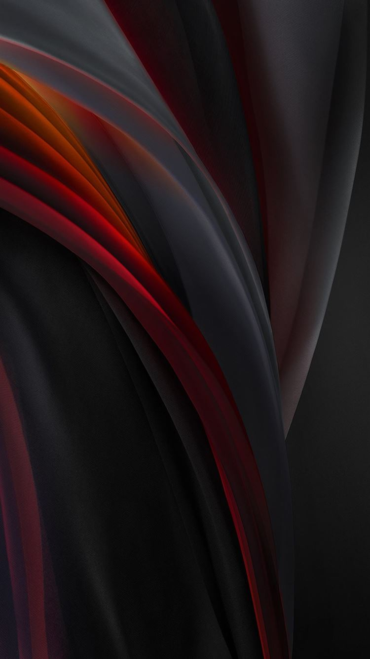 iphone se 2020 stock wallpaper Silk Red Mono Dark iPhone 8 wallpaper