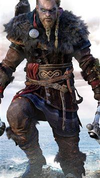 Best Assassins Creed Valhalla Iphone 8 Wallpapers Hd Ilikewallpaper