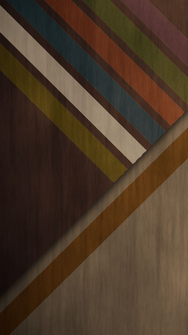 Abstract Wood Colors IPhone Se Wallpaper