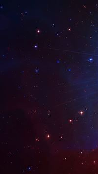 Beautiful Colourful Galaxy iPhone 5(s/c)~se wallpaper