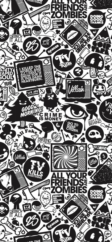 Villain Characters Cartoon Iphone Se Wallpaper Download Iphone