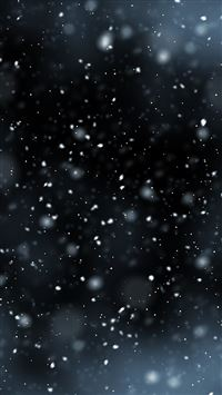 Snow flying iPhone 5(s/c)~se wallpaper