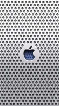 Apple Metal Hd iPhone 5(s/c)~se wallpaper