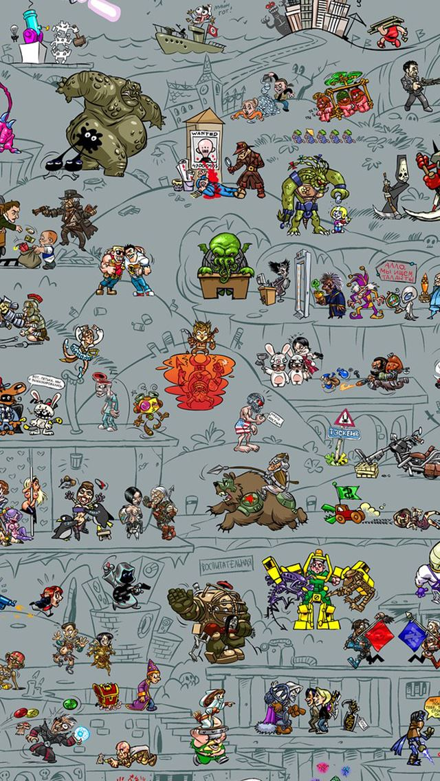 Game Design Draft IPhone Se Wallpaper Download IPhone Wallpapers - Game design download