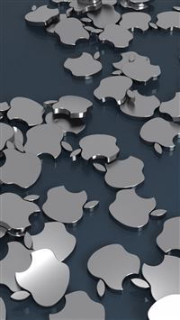 Apple Badges iPhone 5(s/c)~se wallpaper