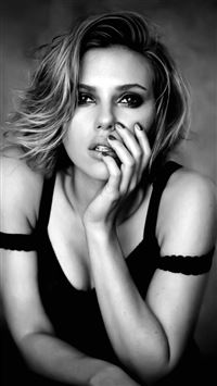 Scarlett Johansson iPhone 5(s/c)~se wallpaper