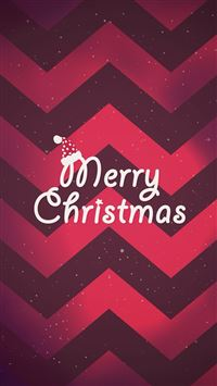 Cute Merry Christmas iPhone 5(s/c)~se wallpaper