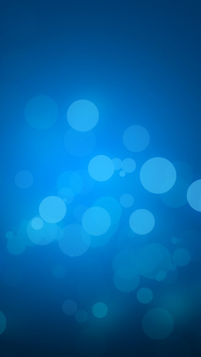 Abstract blue iPhone se wallpaper
