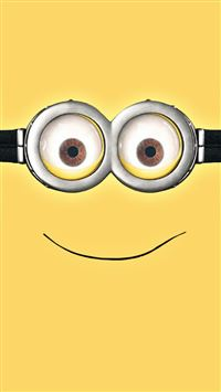 Minion Carl Despicable Me iPhone 5(s/c)~se wallpaper