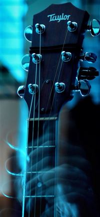 4977 125 Guitar Head IPhone 5s Cse Wallpaper