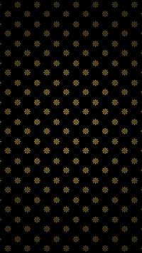 Golden flowers pattern iPhone 5(s/c)~se wallpaper