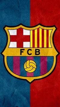 FC Barcelona iPhone 5(s/c)~se wallpaper