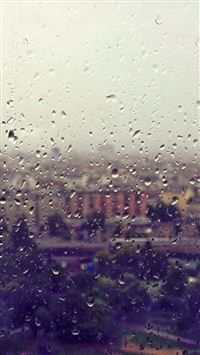 Rain drop iPhone 5(s/c)~se wallpaper