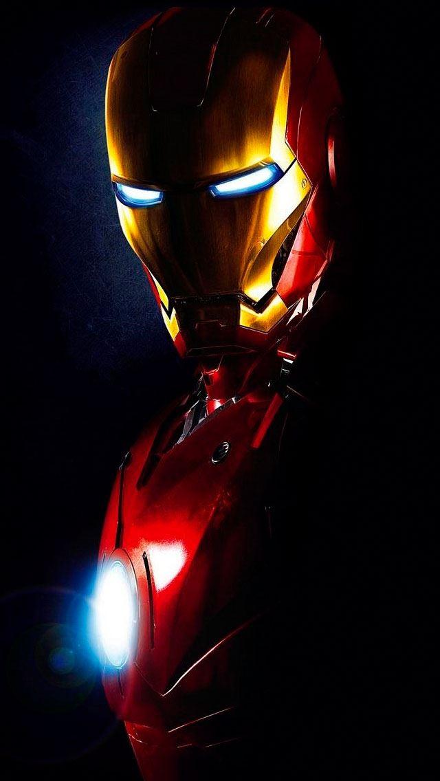 Iron Man Iphone Se Wallpaper Download Iphone Wallpapers Ipad