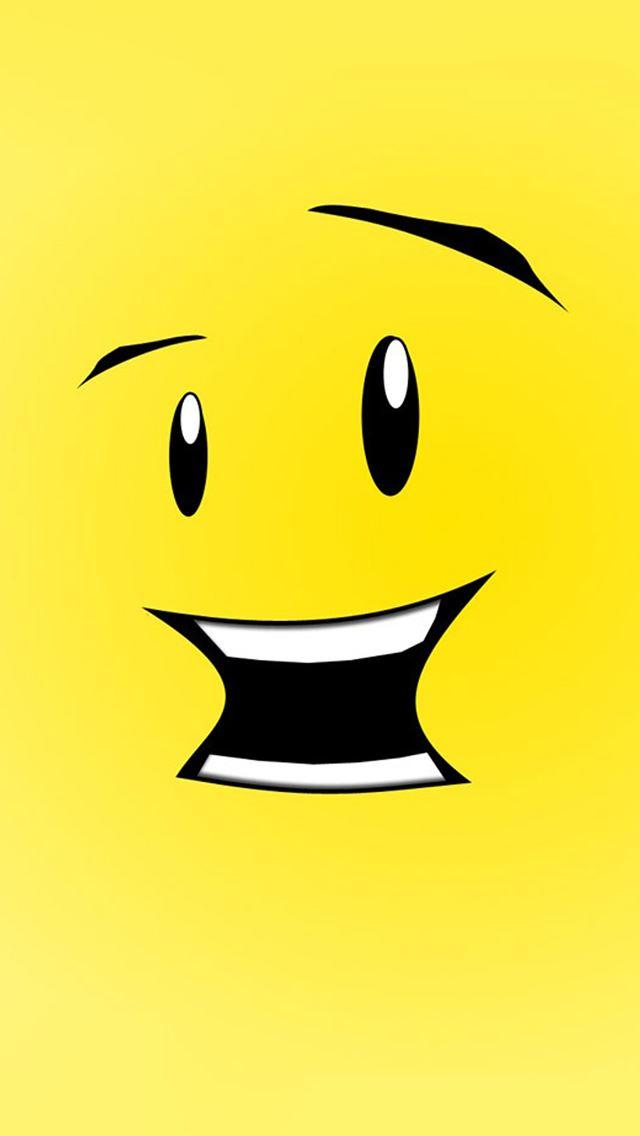Funny Cute Smile Cartoon Iphone Se Wallpaper Download Iphone