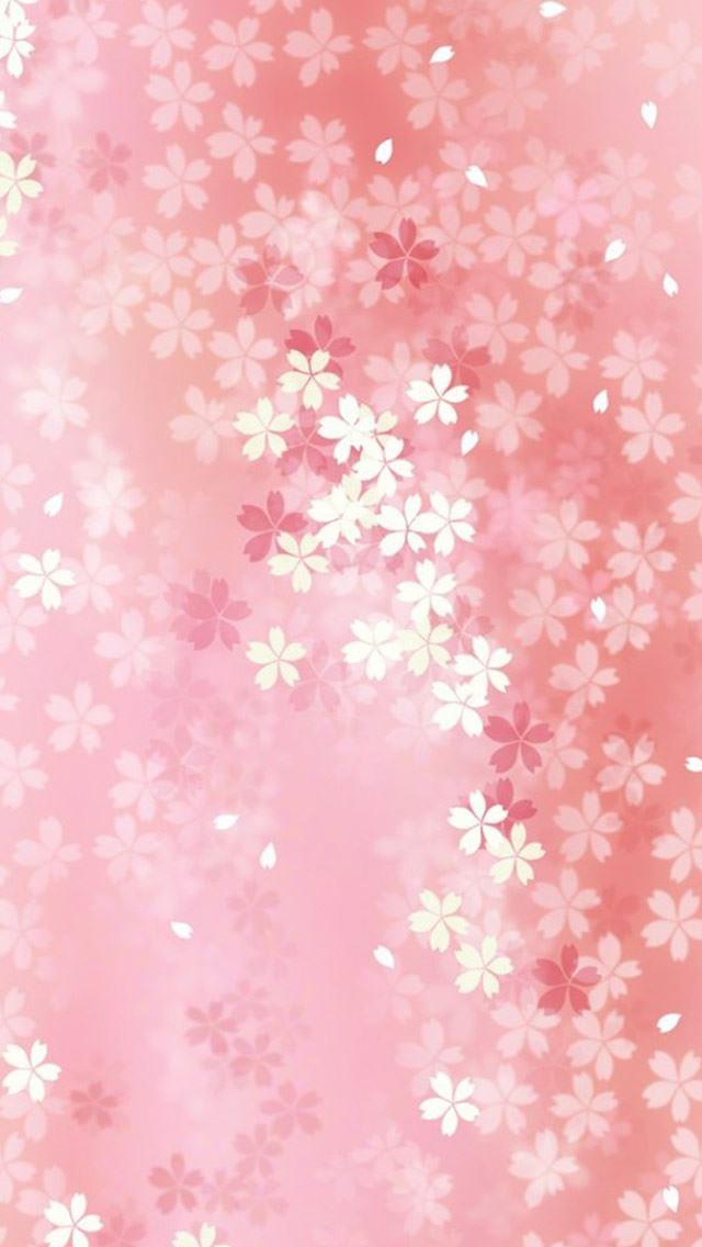 Pure dreamy pink flower pattern background iphone se wallpaper pure dreamy pink flower pattern background iphone se wallpaper mightylinksfo