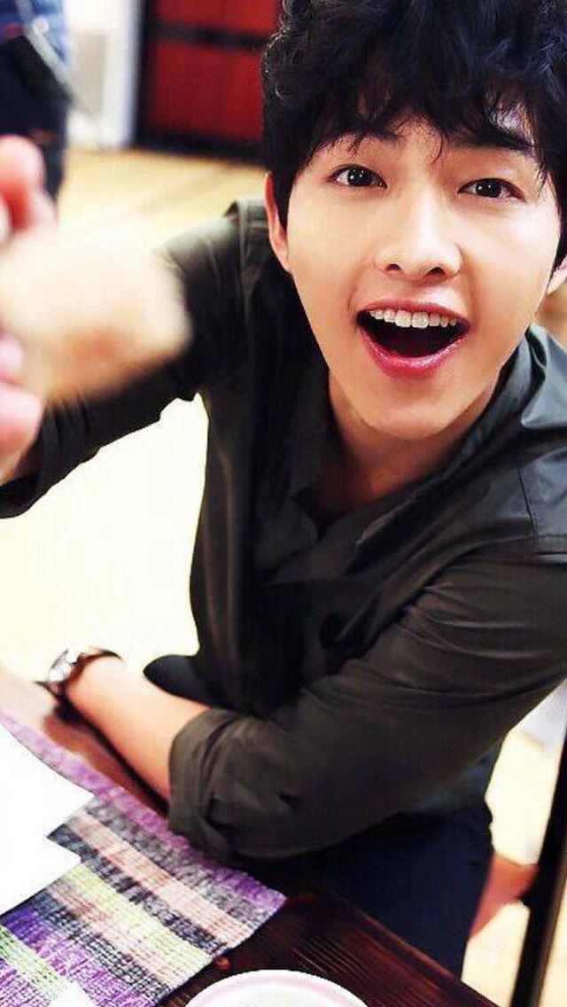 Jung Ki Song Cute Handsome Star Iphone Se Wallpaper Download