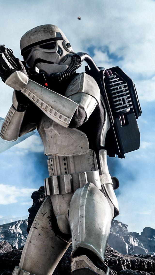 Star Wars Battlefront Electronic Arts iPhone se Wallpaper Download