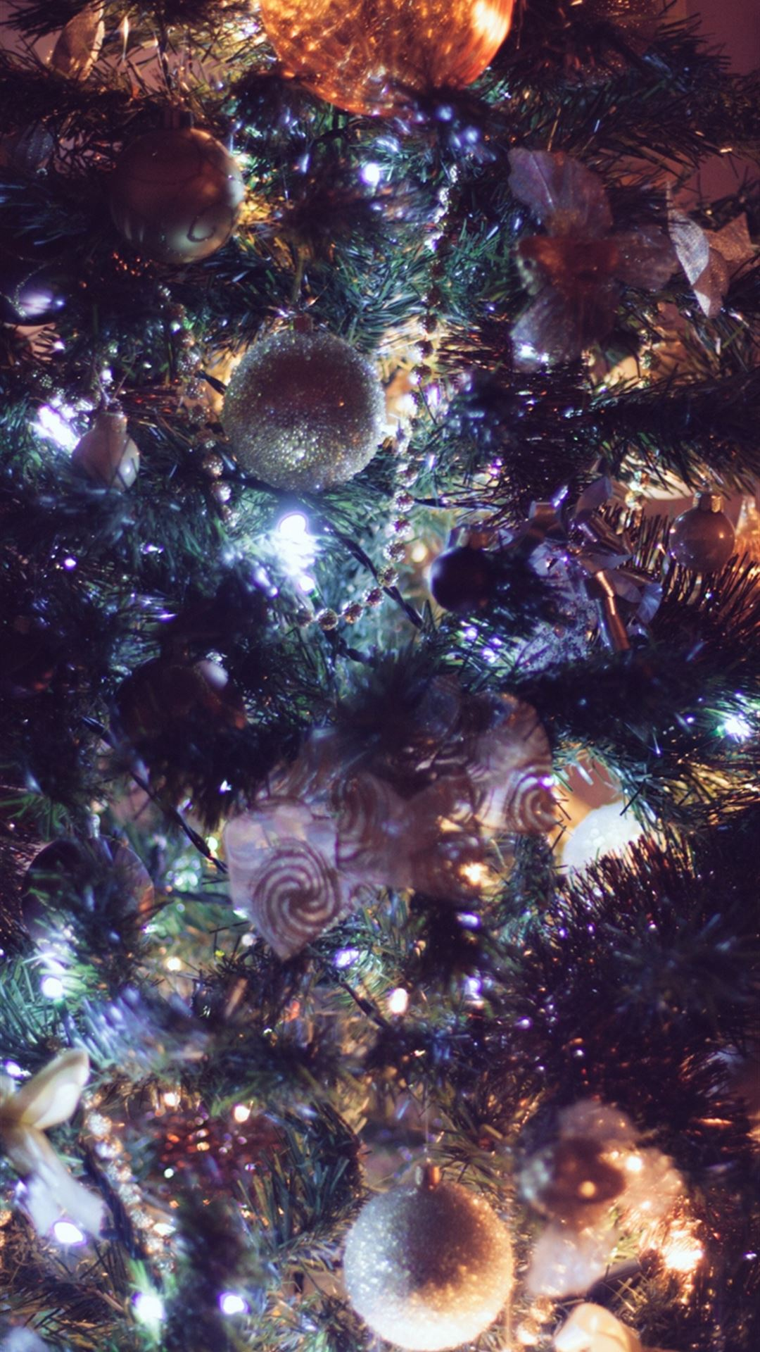 ornaments christmas tree christmas new year iphone se