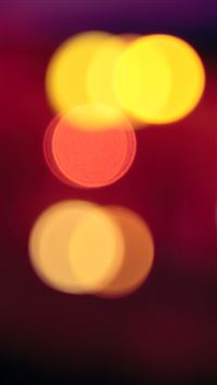 Red Light Blur iPhone 5(s/c)~se wallpaper