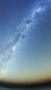 Milky Way Galaxy iPhone 5(s/c)~se wallpaper