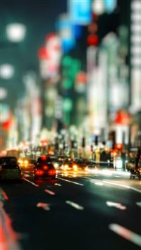 Cityscapes Streets iPhone 5(s/c)~se wallpaper