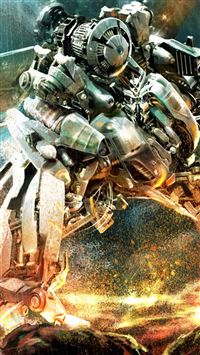 Transformers Robot War iPhone 5(s/c)~se wallpaper