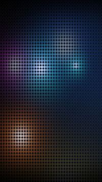 Colorful Dots iPhone 5(s/c)~se wallpaper