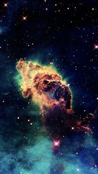 Pillars Of Creation Eagle iPhone 5(s/c)~se wallpaper