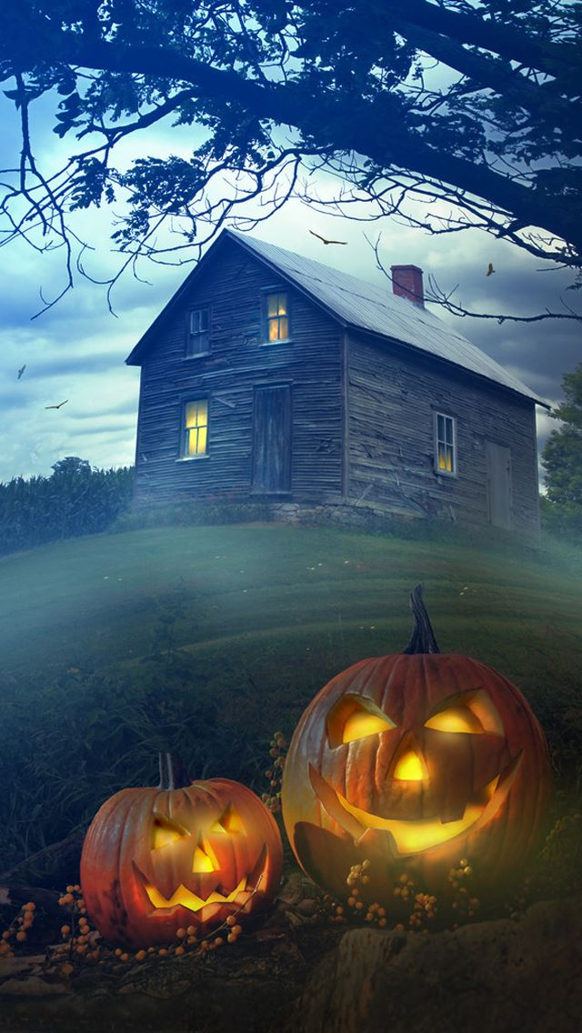 Halloween IPhone Se Wallpaper