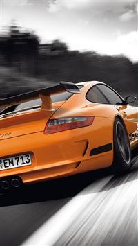 Porsche 911 GT3 iPhone 5(s/c)~se wallpaper
