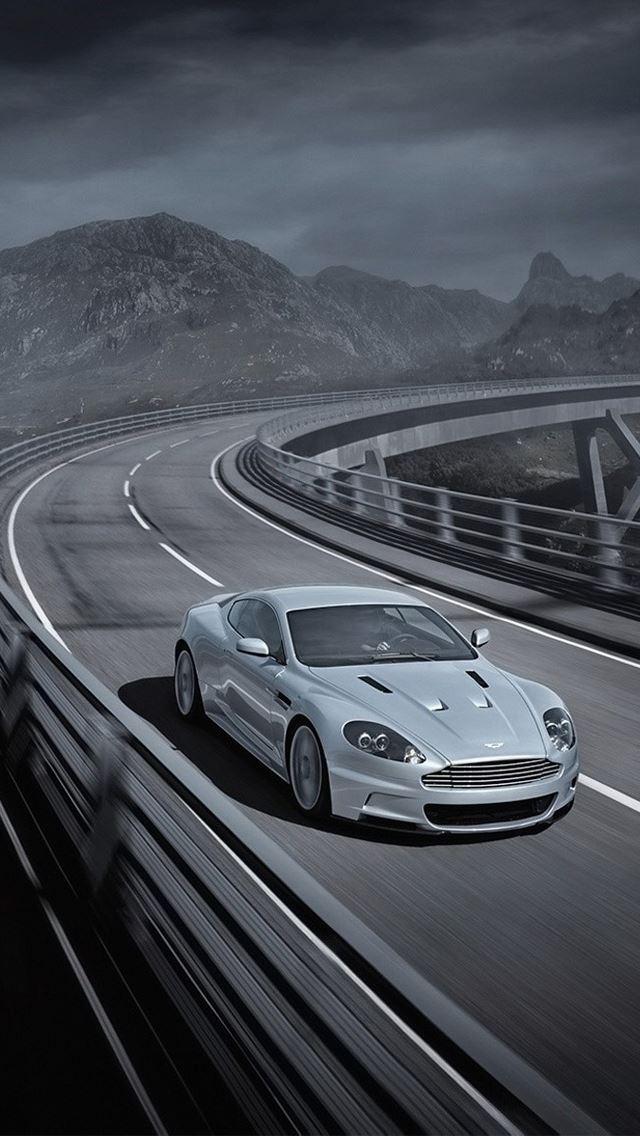 Aston Martin Dbs Iphone Se Wallpaper Download Iphone Wallpapers