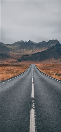 Road to paradise iPhone 5(s/c)~se wallpaper