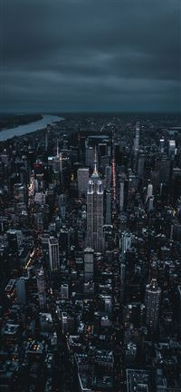 Empire State Building  iPhone 5(s/c)~se wallpaper