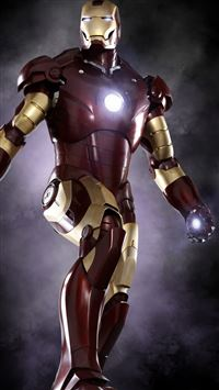 Iron Man 5 iPhone 5(s/c)~se wallpaper