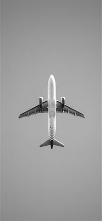 Just a plane iPhone 5(s/c)~se wallpaper