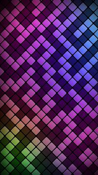 Squares Pattern iPhone 5(s/c)~se wallpaper