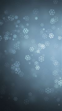 Snowflakes Background iPhone 5(s/c)~se wallpaper