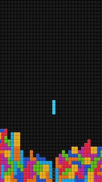 Tetris iPhone 5(s/c)~se wallpaper