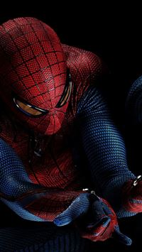 The Amazing Spider Man iPhone 5(s/c)~se wallpaper