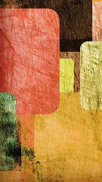 4662 46 Vintage Colorful IPhone 5s Cse Wallpaper