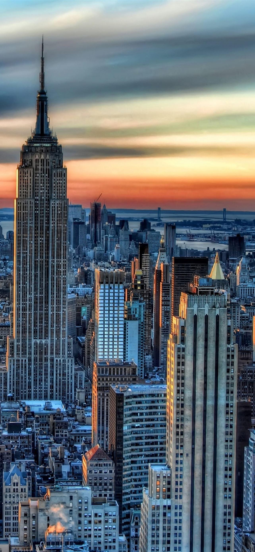 New York City Iphone Se Wallpaper Download Iphone Wallpapers Ipad