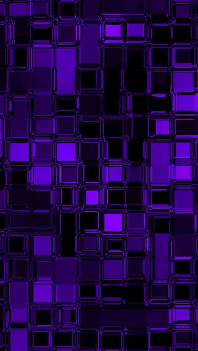 Purple Glass Cubes Iphone Se Wallpapers Free Download