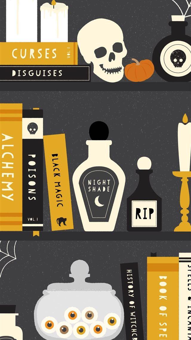 Best Halloween Iphone Wallpapers Hd Ilikewallpaper