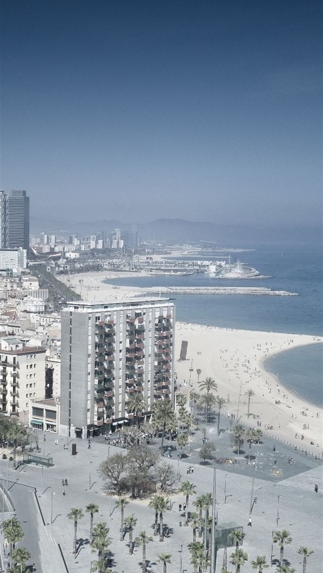 Latest Barcelona City Iphone Hd Wallpapers Ilikewallpaper
